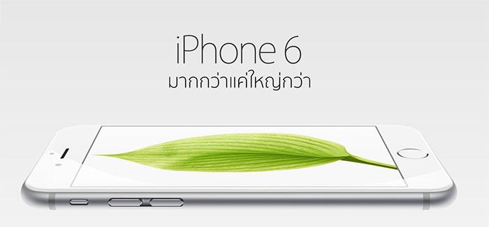 iphone 6 dtac