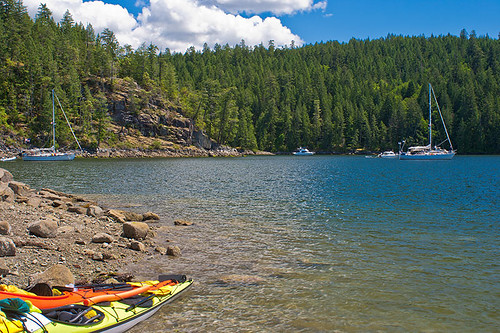 Desolation Sound, British Columbia, Canada.
