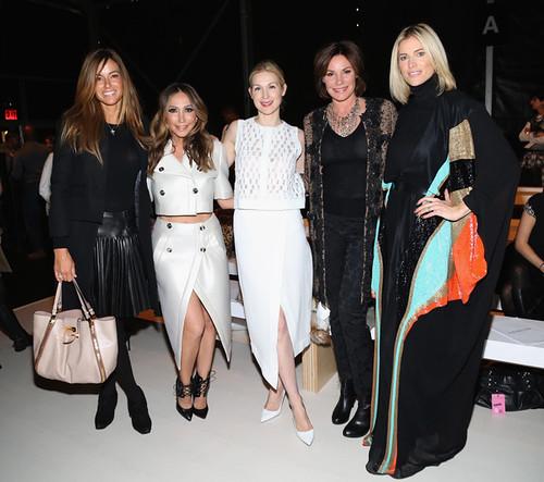 Georgine Fall 2015 New York Fashion Week (4)