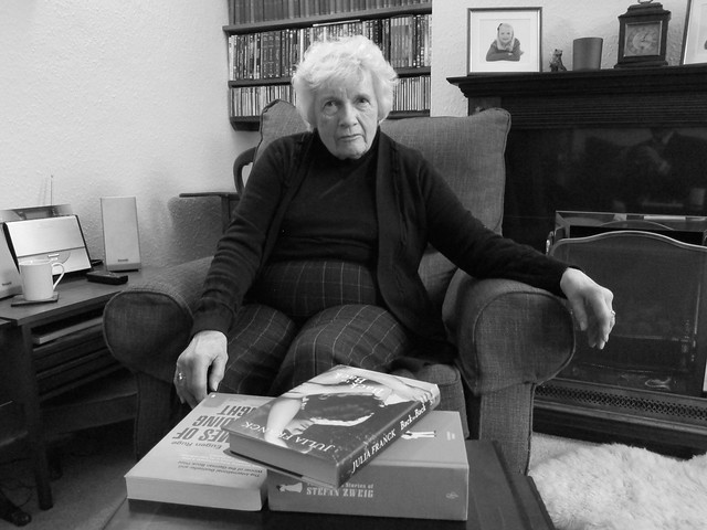 Anthea Bell on The Virtual Memories Show