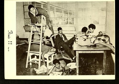 1960s yearbooks annuals hendersonnc hendersoninstitute