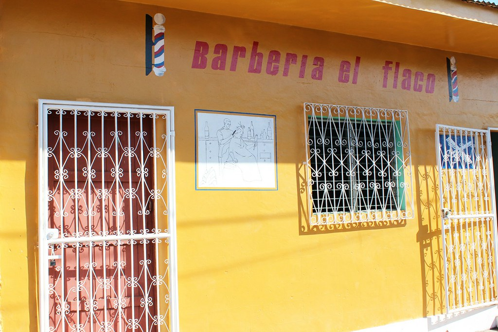 Granada barberia