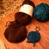 Hats. #crochet