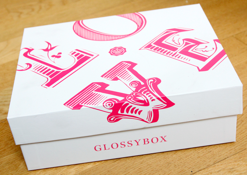 Glossybox feb15