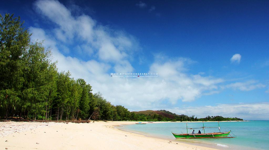 Apuao Grande Island Mercedes Camarines Norte White sand