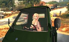 Driving Miss Rachel