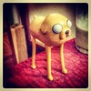 No Happy Meal needed. :-) #jake #adventuretime