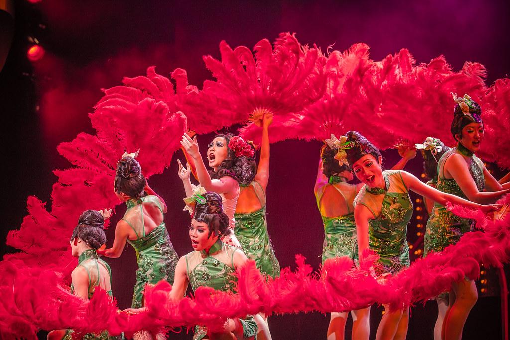 Bo Bo Cha Cha your way to the Great World Cabaret! - Alvinology