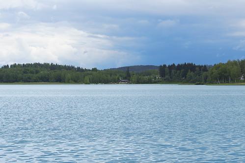 summer lake water finland landscape outdoor jyväskylä maisema kesä järvi jyväsjärvi
