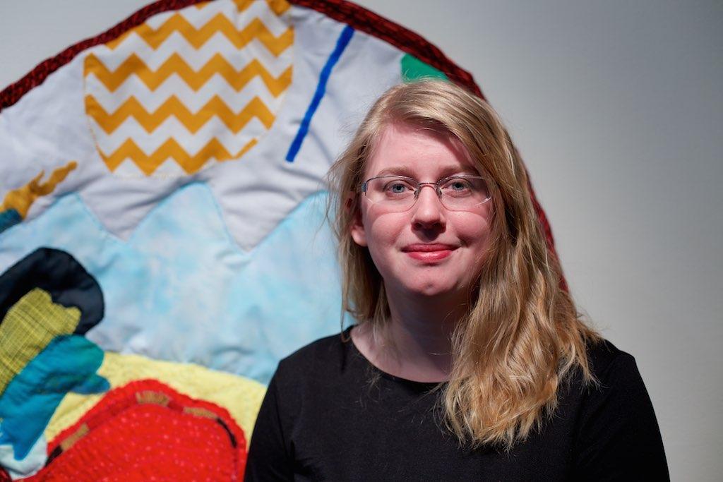Sarah Jones. Class of 2015.