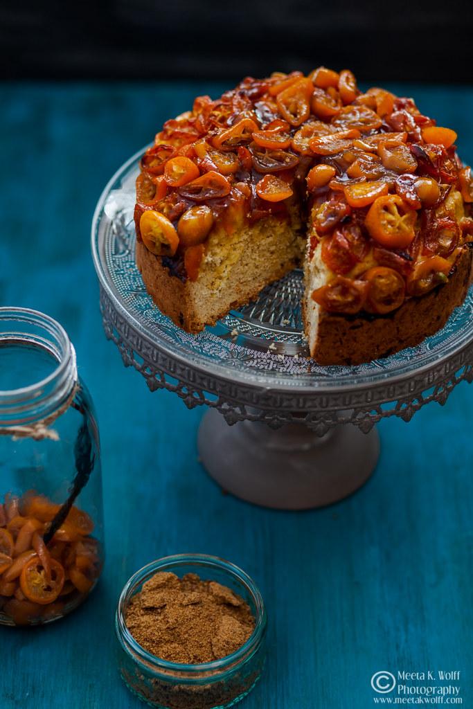 Kumquat Vanilla Cake (0093)