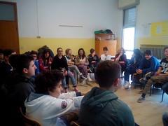 """a.s. 2014 2015 Progetto Caritas: """"Una sola famiglia umana, cibo per tutti: è compito nostro""""."""