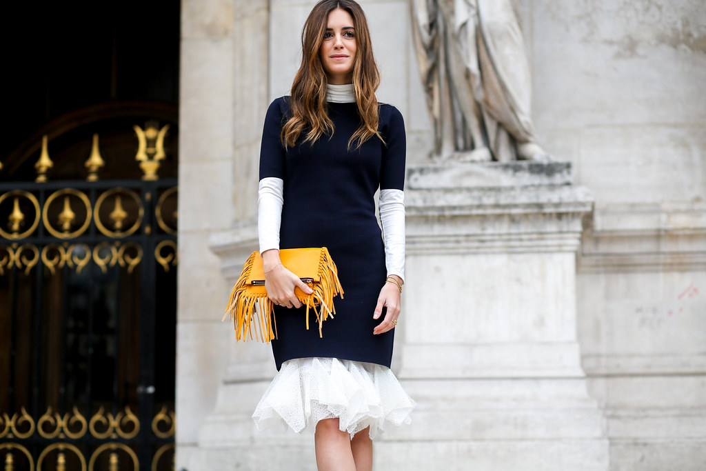 Look of the Day. 422: Outside Stella McCartney
