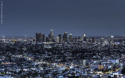 Twilight in L.A