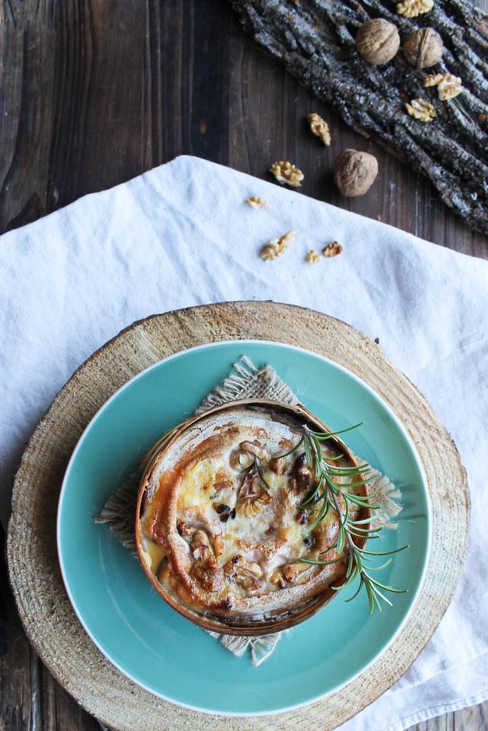 recette de fondue au Mont d'Or