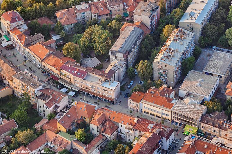 ulica kralja milutina beograd mapa Srbija u slici: Smederevo iz vazduha ulica kralja milutina beograd mapa