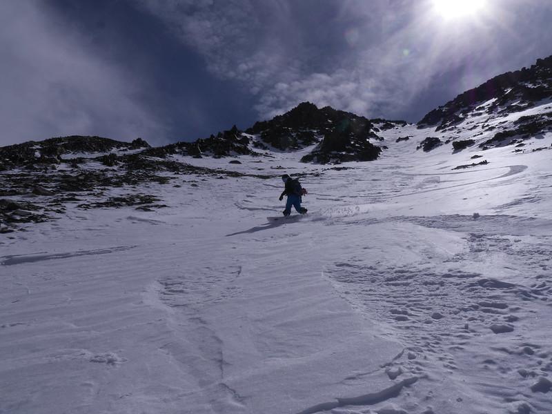 LiketoRide North Chute Black Mountain