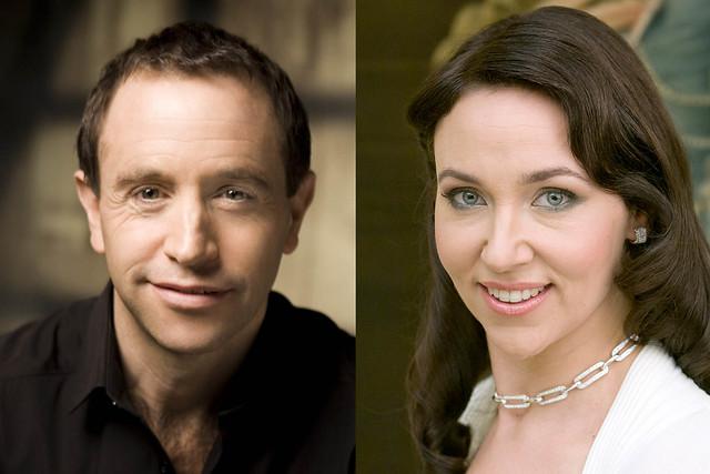 Mark Wigglesworth and Christine Rice