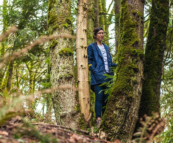 portland-betabrand-noreasterjacket-trees2