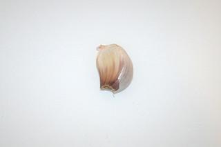 08 - Zutat Knoblauch / Ingredient garlic