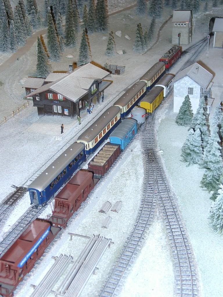 Albula Davos 2003