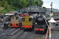 Severn Valley Raiway - Bridgnorth Locomotive Works