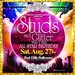 STUDS AND GLITTERS AUGUST 8/27th THE ALL STAR BIRTHDAY YEAR TO YEAR PARTY SAVE THE DATE AND GET READY ATLANTA.