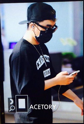 Big Bang - Incheon Airport - 24sep2015 - Acetory - 02