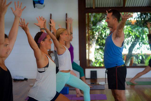 Yogi Aaron Immersion Yoga Teacher Training