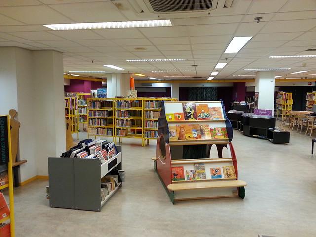 Bibliotheek Utrecht