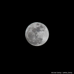 First Full Moon of 2015