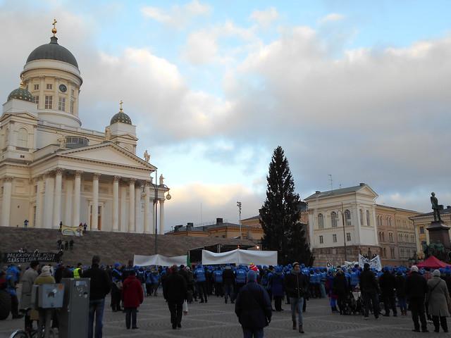 Mielenosoitus 19.11.2014 - Kuva 6