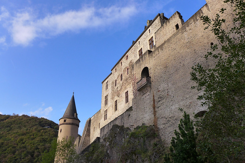 Vianden (Luxembourg) - 35 - Château