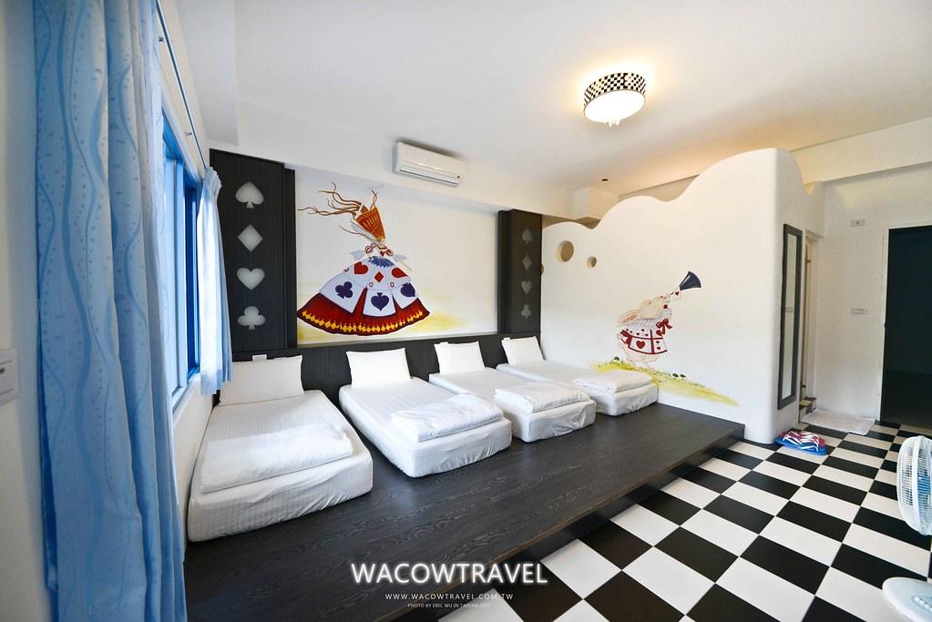 小琉球民宿,小琉球旅遊,白燈樓旅宿