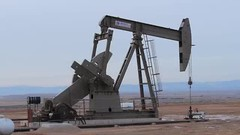 Uinta Basin oil and gas well