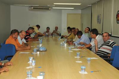 Reunião da CNTM/Força Sindical e CNM/Cut