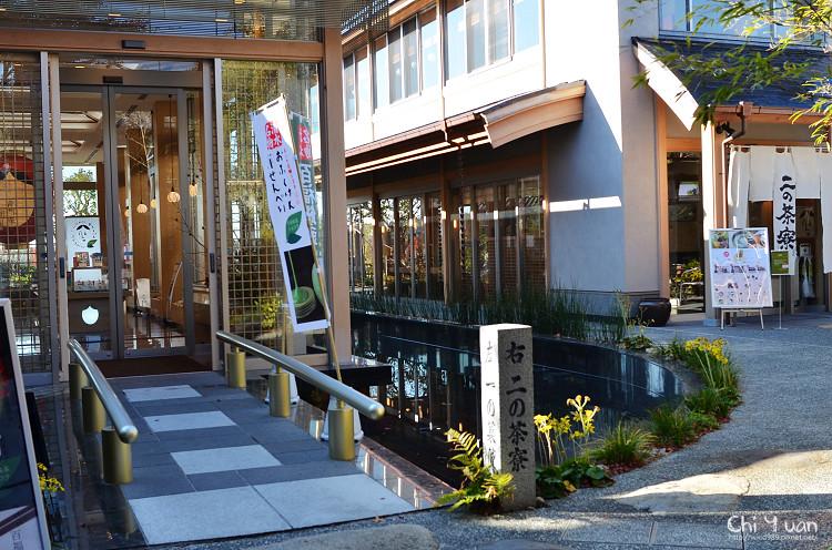[日本。京都]清水坂普門庵。抹茶甜食二之茶寮&伴手禮和菓匠