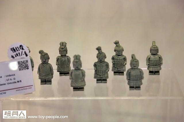 TOY SOUL 2014【ACI Toys Int'l Ltd】D13、D15 攤位完整報導