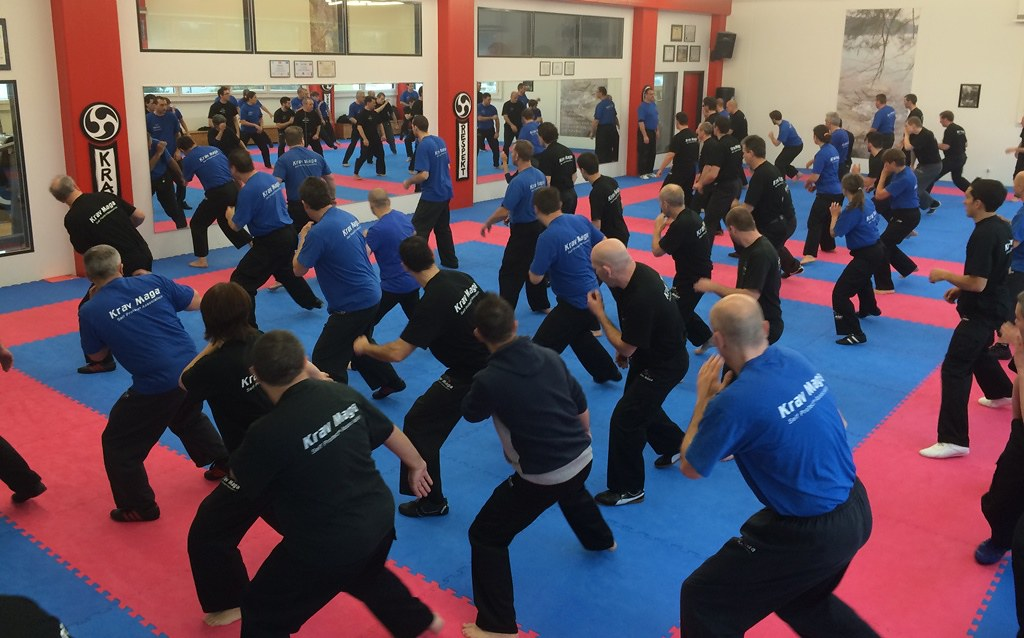 Krav Maga Self Protect Training
