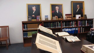 The rare book room-WCCP-PTSLibraryFeb2015-IMG_4877_web