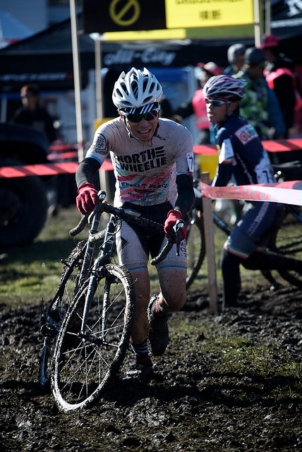 2014 Nobeyama cyclocross Day1..2