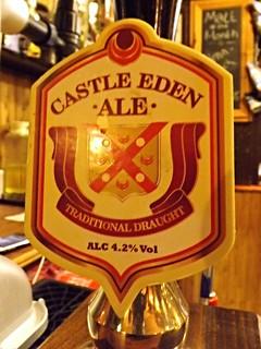 Camerons, Castle Eden Ale, England