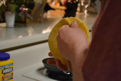 Corn Tortilla Prep