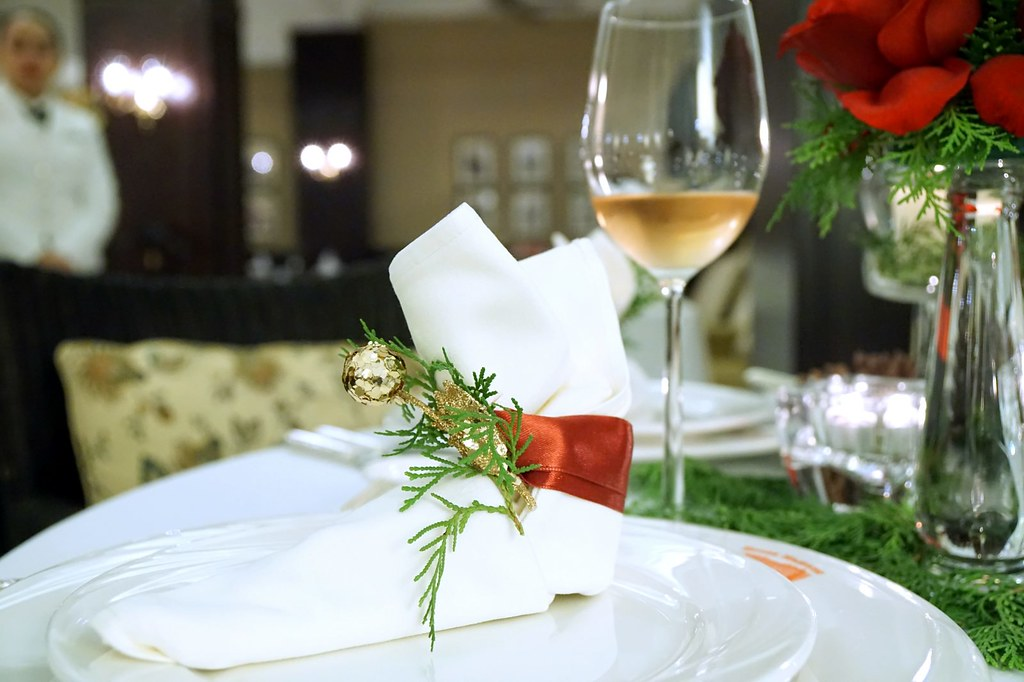 christmas and new year dinner menu - majestic hotel KL-009