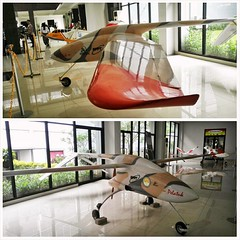 Pelatuk, the Indonesian military drone for surveilance. It can fly over 140 km. :scream::scream::scream: