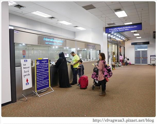 泰國-清邁-Maya百貨-Naraya-曼谷包-退稅單-退稅教學-退稅流程-機場退稅-Vat Refund-Tax Free-Tax Refund-出入境表填寫-落地簽-泰國落地簽-落地簽注意事項-泰國機場-13-411-1