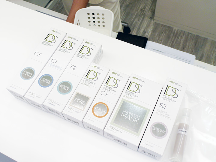 IDS clinic products