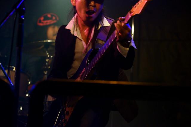 Juz live at Outbreak, Tokyo, 09 Dec 2014. 161