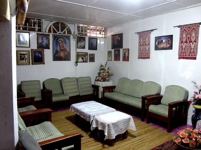 Longhouse - living room