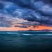 Stormy Sunset,  explore #1,  12/12/2014 by **James Lee**